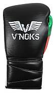 Боксерские перчатки V`Noks Mex Pro, фото 7