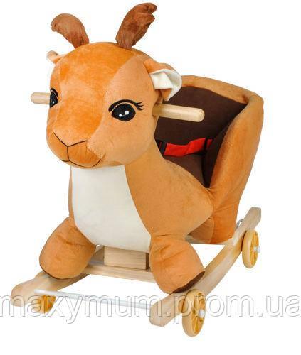 Гойдалка дитяча олень