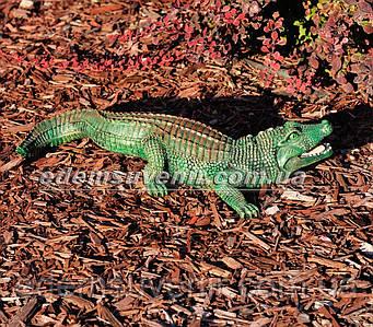 Садовая фигура Аллигатор малый
