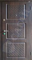 Дверь входная модель 117  серия Стандарт