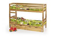 Детская кровать Halmar Sam Olha
