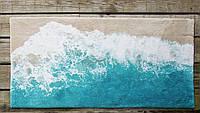 Malibu Abyss & Habidecor  v600  коврик 70х140 см