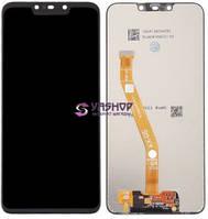 Дисплей Huawei P Smart Plus INE-LX1, Nova 3i с сенсором (тачскрином) черный