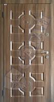 Дверь входная модель 127  серия Стандарт