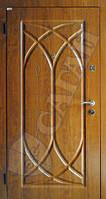 Дверь входная модель 129  серия Стандарт