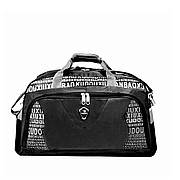 Дорожная сумка Kudouer (нейлон)  50х33х23   кс1215Вч