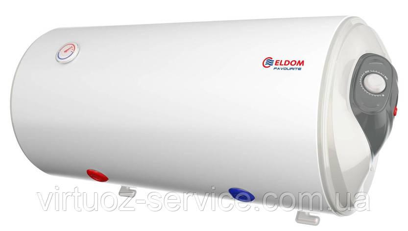 Бойлер электрический Eldom Favourite 100 H 2,0 kW R (WH10046) (объем 100 л), фото 2