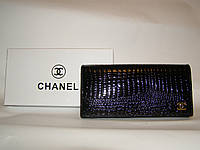 Женский кошелек Chanel. Черный