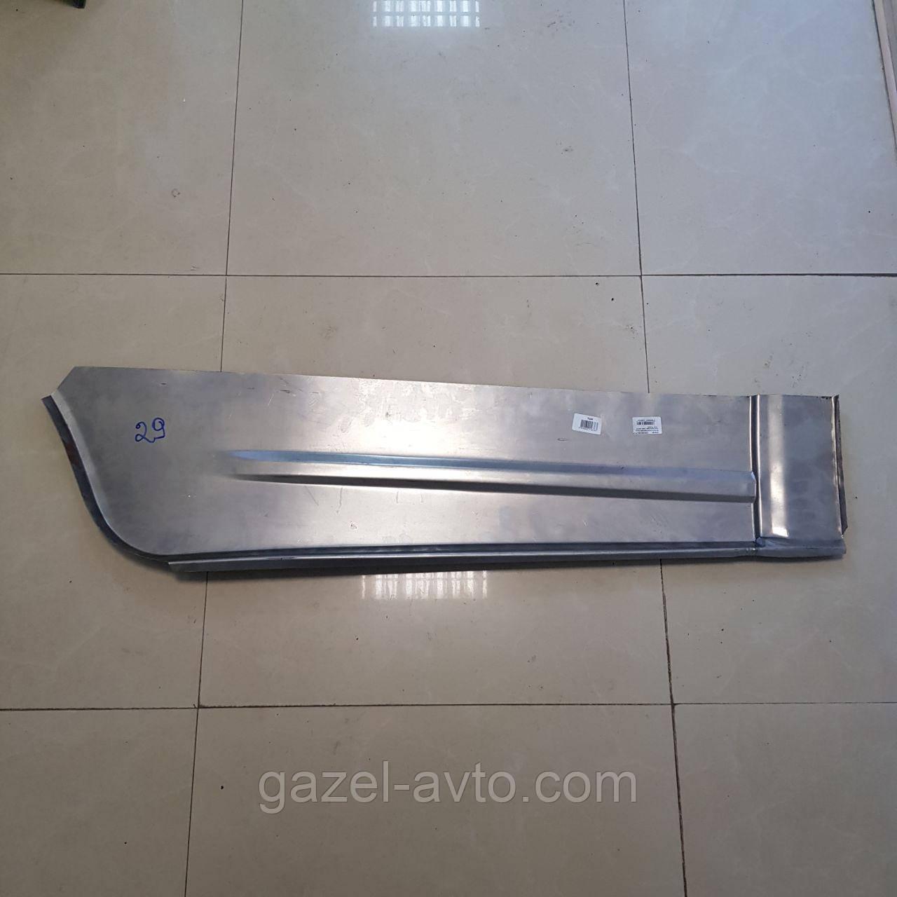 Вставка ремонтная №29 Газель арка крыла задней правая (хвост) (пр-во Россия)