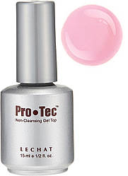 Lechat Pro-Tec Gel Top Non-Cleansing French Pink- Топ-гель без липкости, розовый матовый, 15 мл