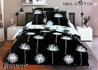 Семейный комплект постельного белья ELWAY 5037 сатин