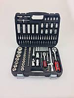 Полупрофессиональный набор инструментов BOXER 108 предметов CrV