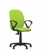 """Кресло для сотрудника POINT GTP Freestyle PL62, обшивка - ткань """"Microfibre"""", высота - 965/1160 мм, ширина - 475 мм, глубина - 440 мм"""