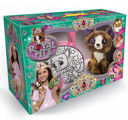 Детское творчество.Творческий набор сумочка с игрушкой..Детский набор для творчества.