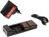 Зарядное устройство для квадрокоптера BYROBOT PETRONE + 2 батареи, фото 1