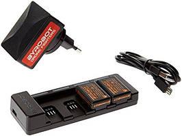 Зарядний пристрій для квадрокоптера BYROBOT PETRONE + 2 батареї
