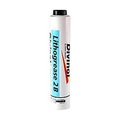 Автомобильная литиевая смазка Divinol Lithogrease 2B 400г (21711) КОД: 373139