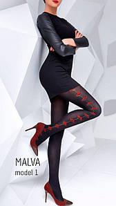 Колготки женские коттоновые Giulia Malva 150