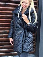 Женская зимняя куртка синтепон 200