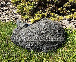 Садовая фигура Енот, фото 3