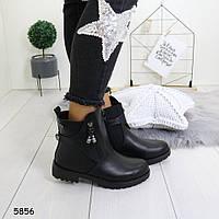 Женские зимние ботинки 5856