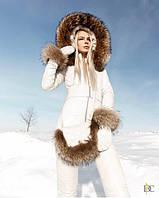 Зимний комбинезон  женский  в расцветках