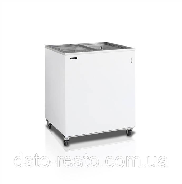 Морозильный ларь с прямым стеклом Tefcold IC200SC