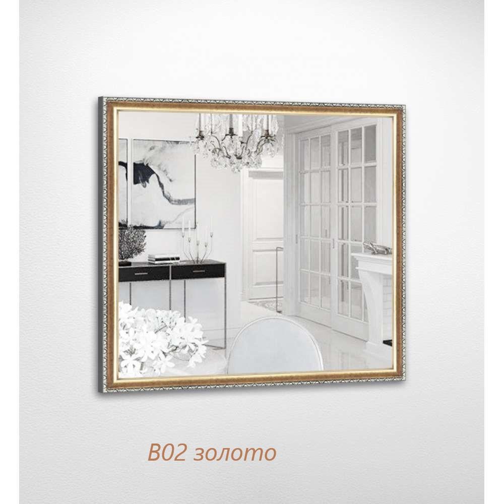 Дзеркало квадратне Вікторія В02 БЦ-Стол