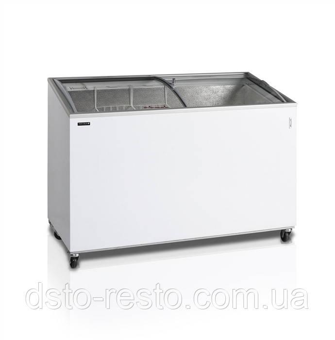Морозильный ларь со стеклом Tefcold IC400SCE