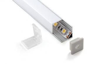 Алюмінієвий профіль для світлодіодної стрічки