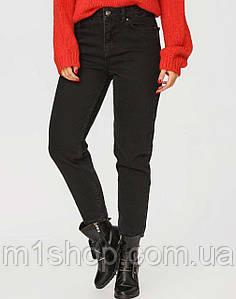 Женские черные джинсы (8164sk)