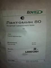 Протеин развесной Сывороточный протеин  80% (Германия Rovita )