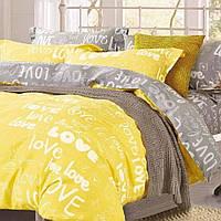 Евро комплект постельного белья с компаньоном R7207