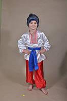 Детский карнавальный костюм КАЗАК УКРАИНЕЦ для мальчика 5,6,7,8,9,10,11 лет маскарадный костюм КАЗАКА детский