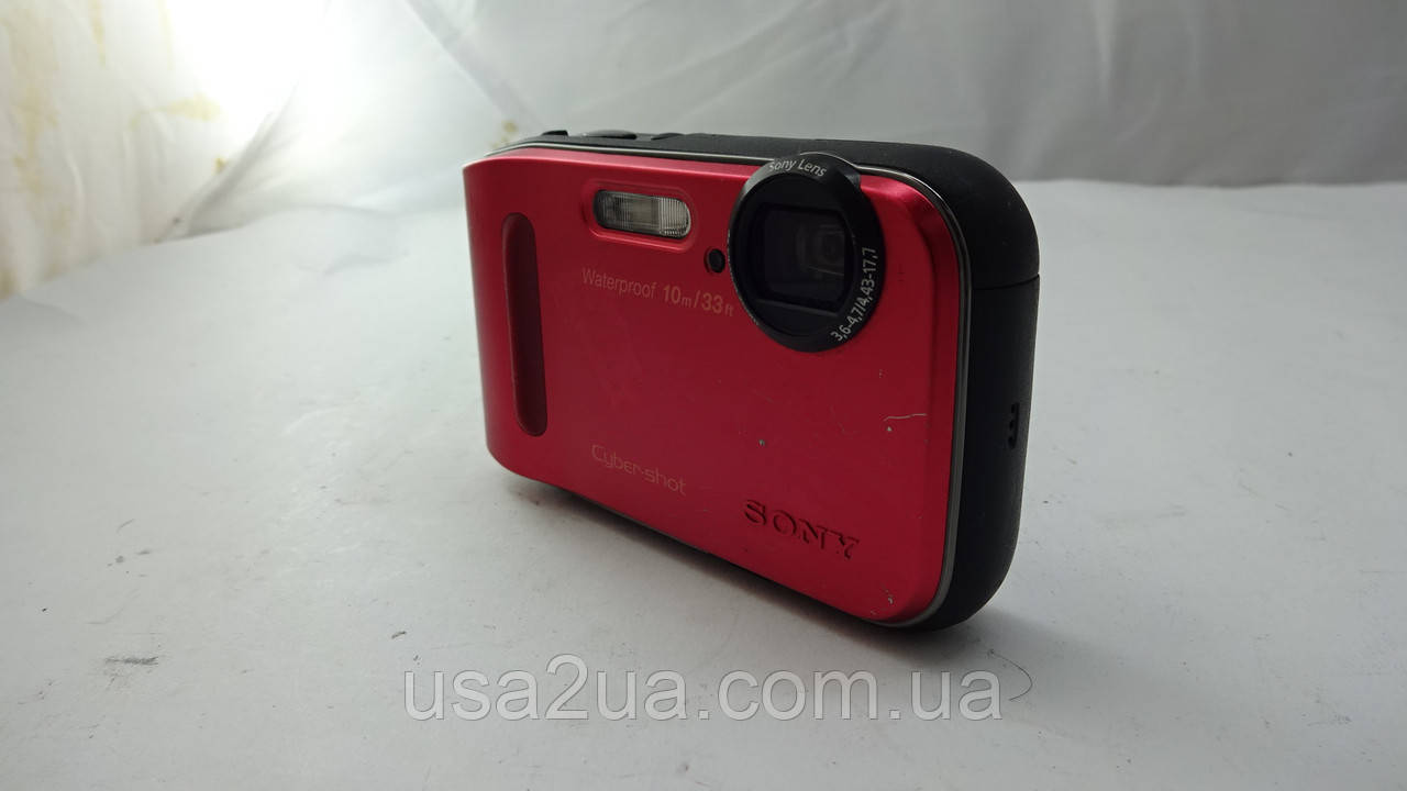 Защищенный Фотоаппарат Sony Cyber-Shot TF1 16Mp/5xZoom/HD ДЕФЕКТ!!
