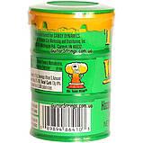 Кислые Конфеты Toxic Waste Sour Candy Green Drum 48g, фото 8