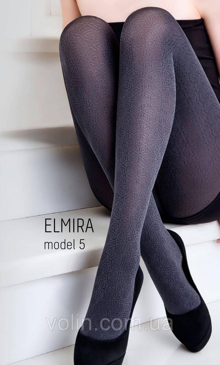 Колготки женские фантазийные Giulia Elmira 100