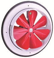 Вентилятор осьовий Bahcivan BB 200
