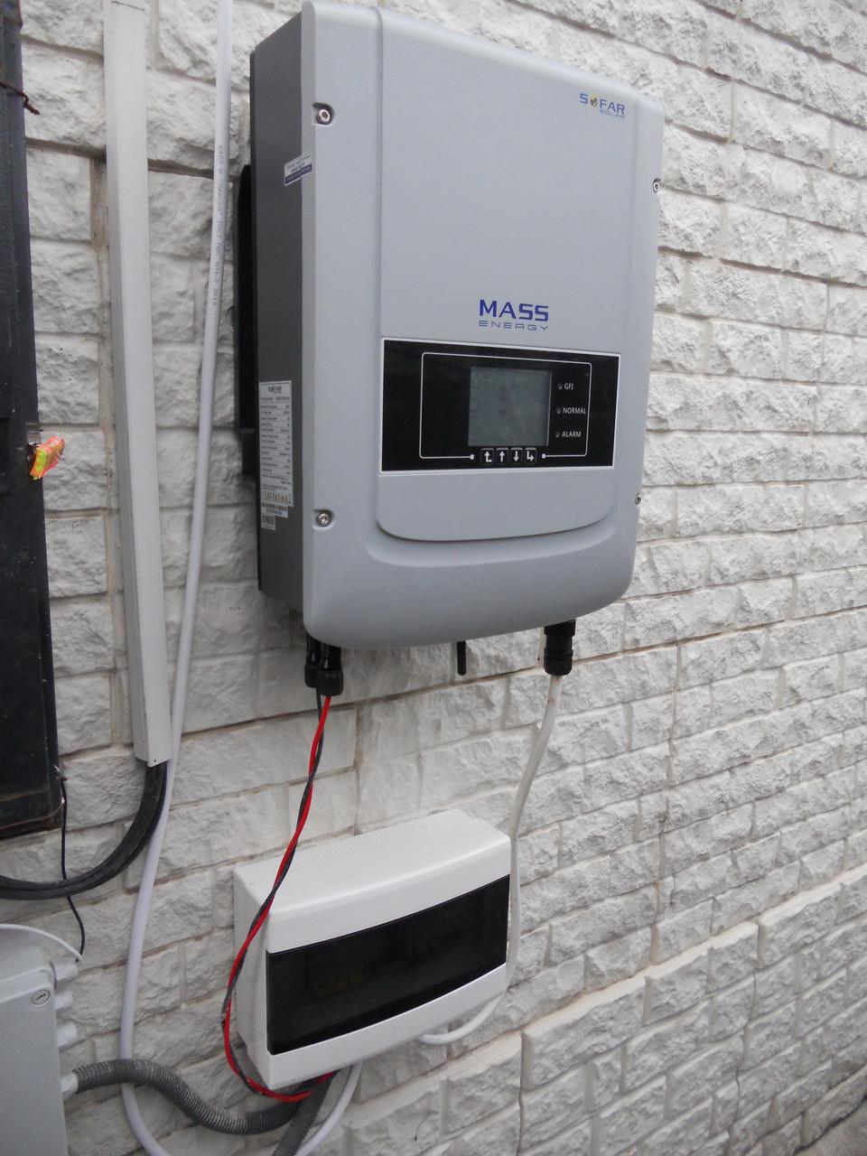 Инвертор сетевой 5 кВт