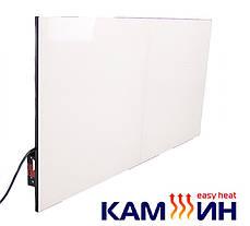Керамический обогреватель КАМИН белый 525 W (серия Easy Heat) Украина, фото 2
