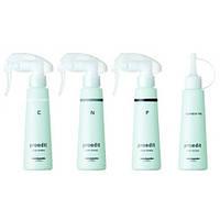 Программа для восстановления волос «Блеск и сила», 4 элемента (Lebel Proedit Element Charge)