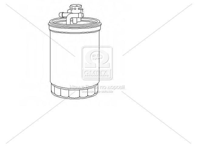 ⭐⭐⭐⭐⭐ Фильтр топливный VAG 2.5 TDI 97-08 (пр-во BOSCH)