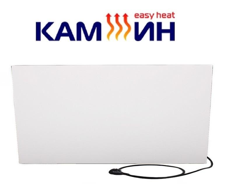 Керамический обогреватель КАМИН белый 525 W (серия Easy Heat) Украина