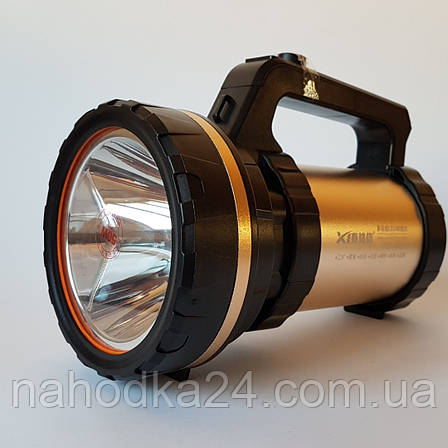 Мощный аккумуляторный светодиодный фонарь Taigexin TGX-991 100W, фото 2