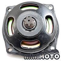 Колокол сцепления (метал) с звездой 7z 25H минимото, детский квадроцикл 50-60сс 2Т, фото 1