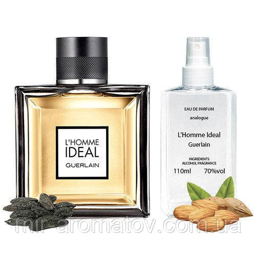 №99 Чоловічі парфуми на розлив Guerlain l'homme Ideal 110мл