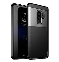 Чехол iPaky TPU+PC Dunjia для Samsung Galaxy S9 Plus Black, фото 1