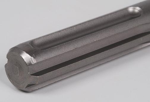 Бур по бетону SDS-MAX 22х505 мм Falc F-24-076, фото 2