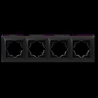 Visage Черный Четверная рамка