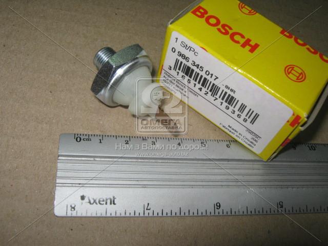 Датчик давления масла (производство  Bosch) ШЕВРОЛЕТ, МИТСУБИШИ, СУЗУКИ, 3000, AВЕО, AЛТО  2, AЛТО  4, X-90, АУТЛЕНДЕР  1, БAЛЕНО, ВИТAРA, ГAЛAНТ  2,
